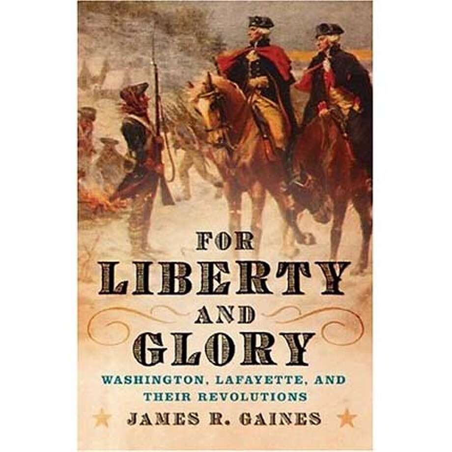 cover of For Liberty and Glory Photo: Ho