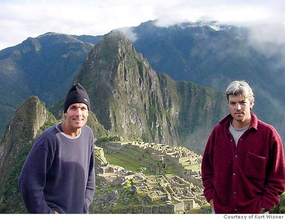 Boyz at Machu Credit: Courtesy Kurt Wisner Photo: Courtesy Kurt Wisner