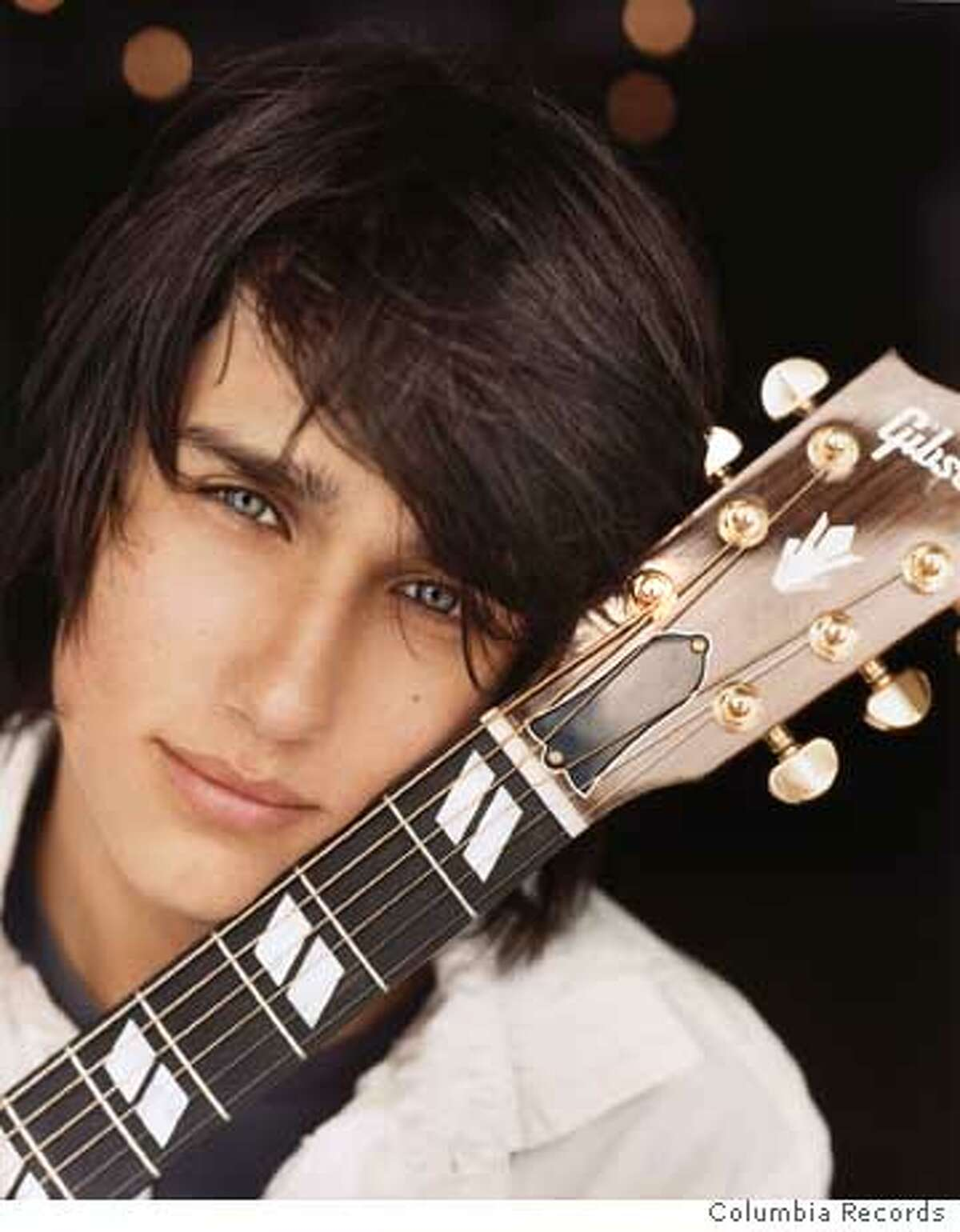 Teddy Geiger Ran on: 02-05-2006 With a CD due next month and a role in a TV series, Teddy Geiger no longer is just another boring kid in high school.