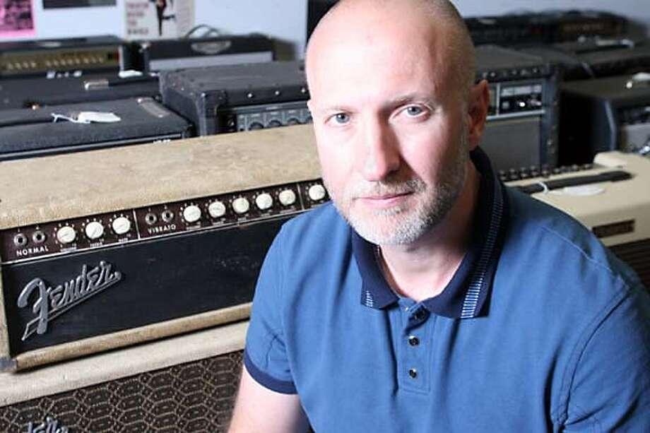 Bob Mould Photo: Bobmould.com