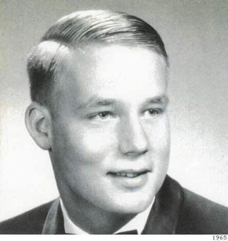 Mike Holman, Class President, 1965. handout Photo: Handout