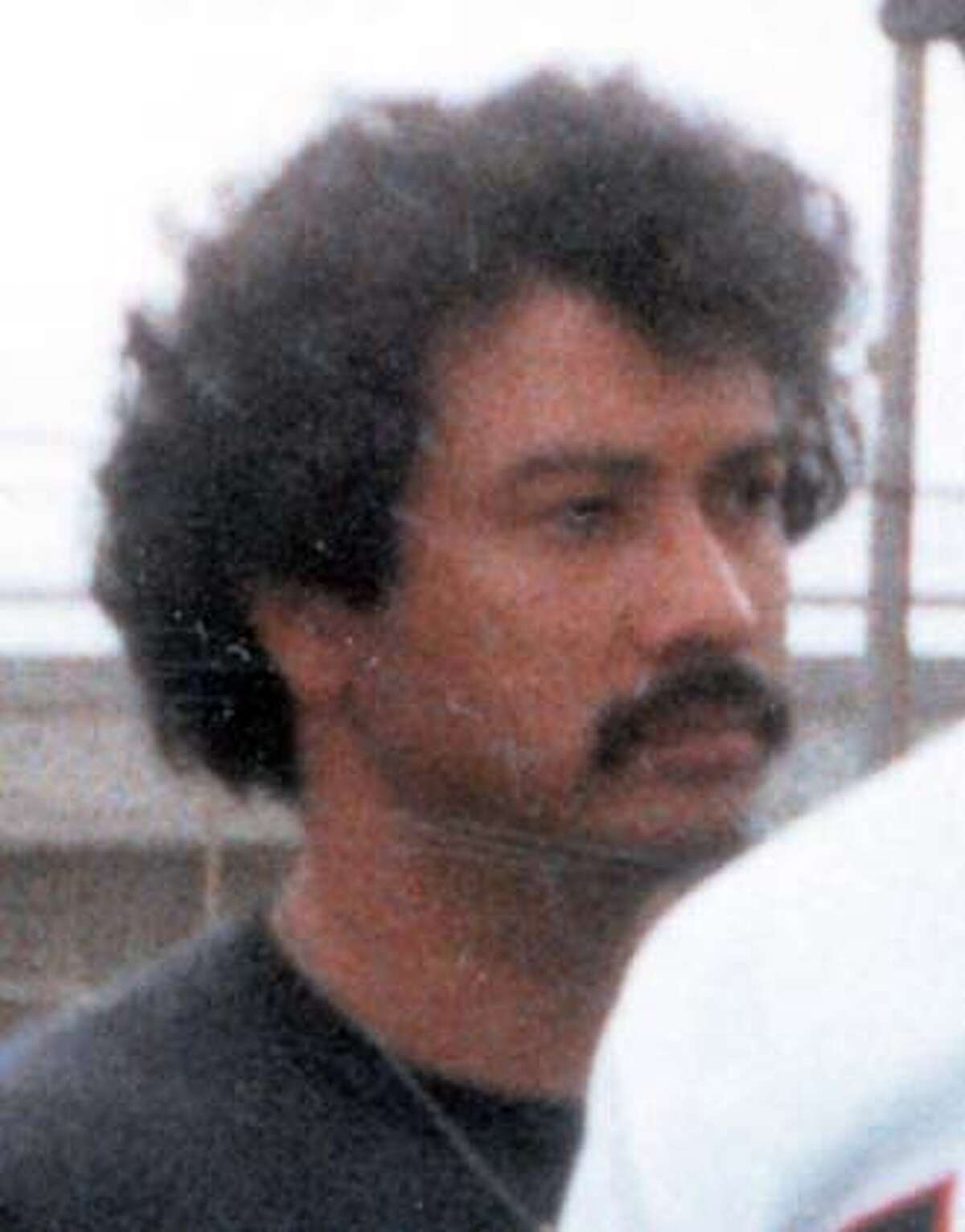 SFPD CHRIS TORRES, 1984 PICTURE. TORRES WAS BEATEN AFTER BEING ARRESTED BY OFFICER JOHN HAGGETT.