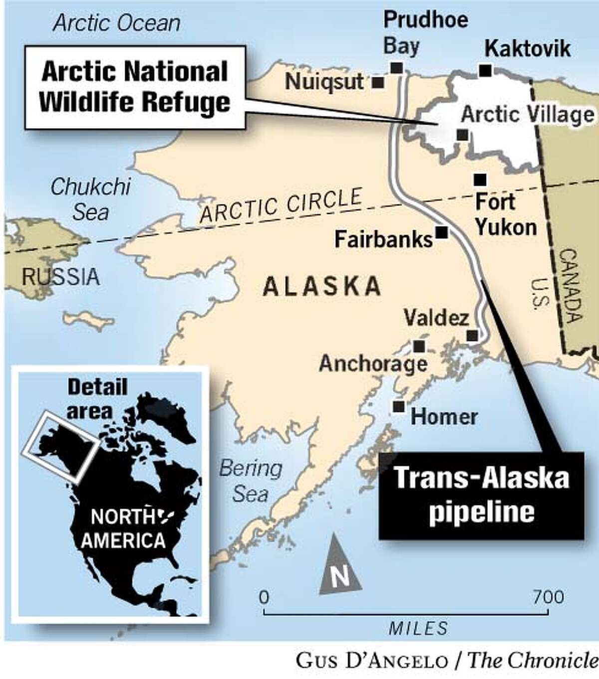 (A1) Arctic National Wildlife