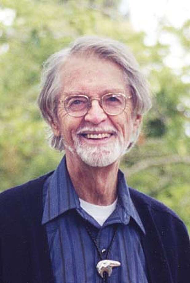 Herbert John Shaw, professor of applied physics, deceased. Photo: Courtesy Kathleen Shaw Photo: Courtesy Kathleen Shaw
