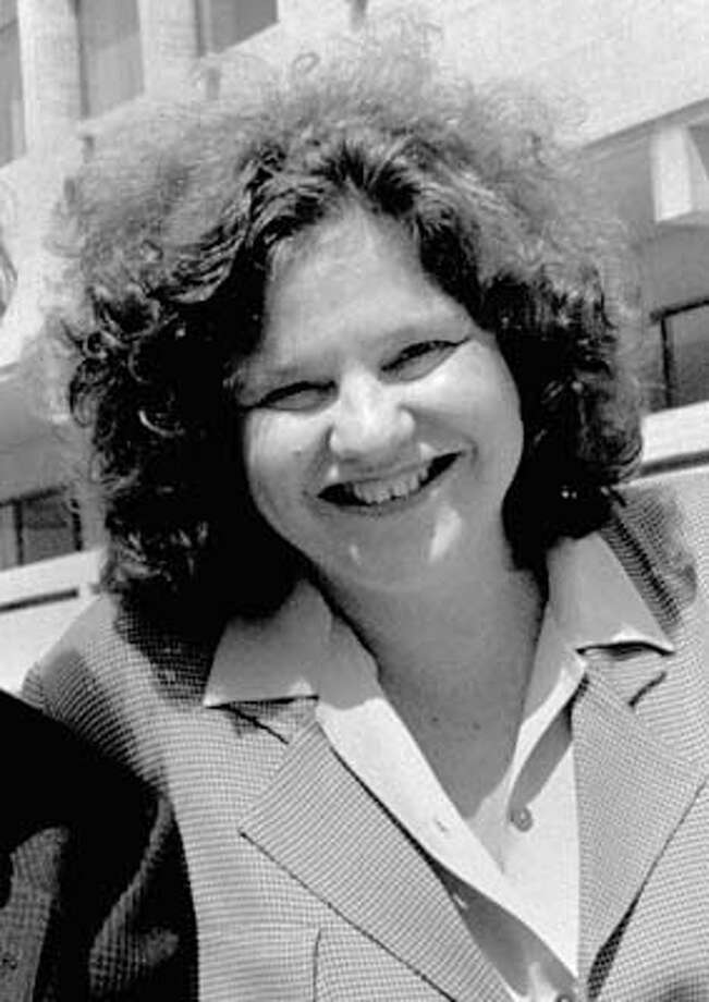 "FILE -- (NYT9) NEW YORK -- Jan. 30, 2006 -- OBIT-WASSERSTEIN-1 -- Wendy Wasserstein, who spoke for a generation of smart, driven but sometimes unsatisfied women in a series of popular plays that included the long-running Pulitzer Prize winner ""The Heidi Chronicles,"" died Monday, Jan. 30, 2006 after a bout with lymphoma, Lincoln Center Theater announced. She was 55. Wasserstein and her fellow playwright Christopher Durang outside of the Julliard School of Music in New York in 1999. (Sara Krulwich/The New York Times) Ran on: 01-31-2006  Wendy Wasserstein set her first major play at her alma mater, Mount Holyoke College. Photo: SARA KRULWICH"