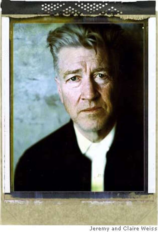 David Lynch and other famous celebrities are featured in this Polaroid exhibit by L.A. husband and wife team Jeremy and Claire Weiss Photo: Jeremy And Claire Weiss