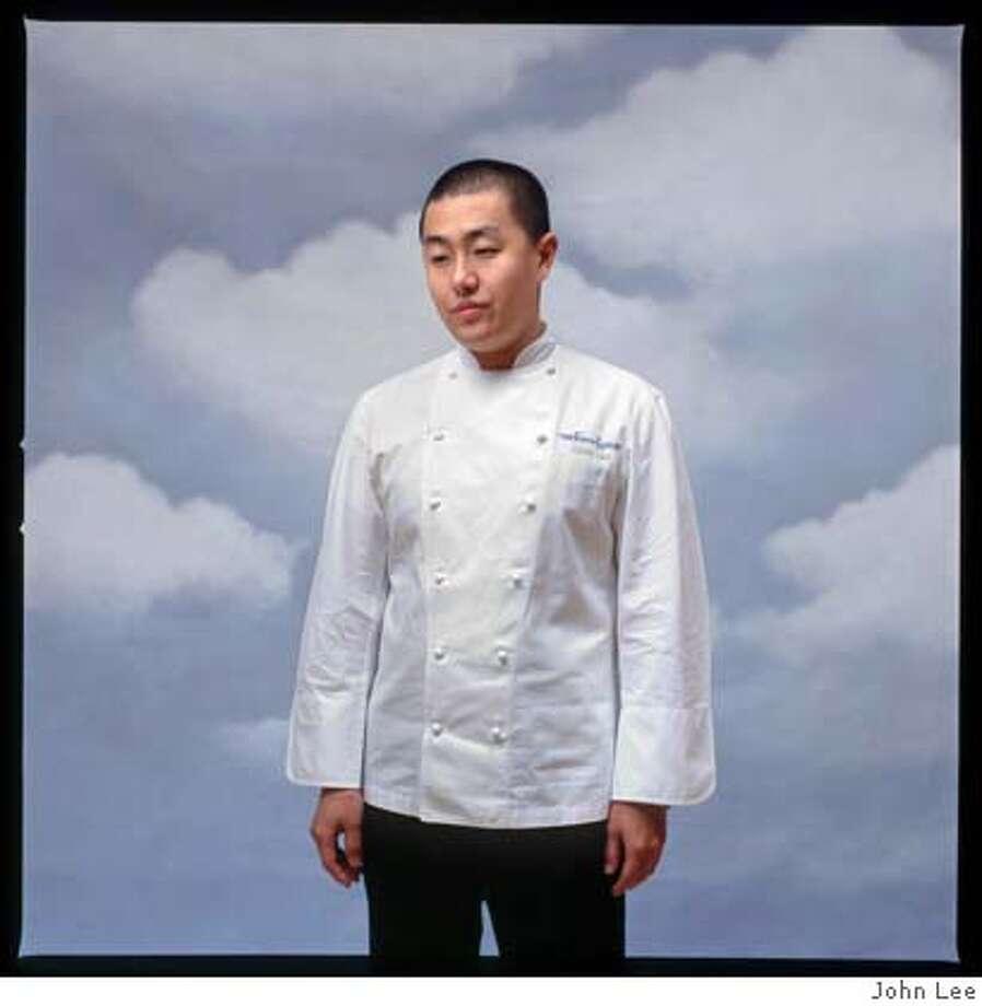 Corey Lee, Chef de Cuisine at French Laundry. Portrait by John Lee