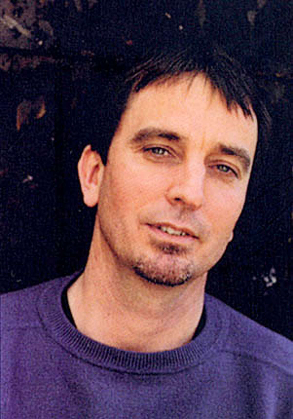 Nick Flynn, author of