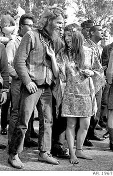 Radical ideas used to be born in San Francisco. All of them, it once seemed. Summer of Love, anybody? Photo: Ap