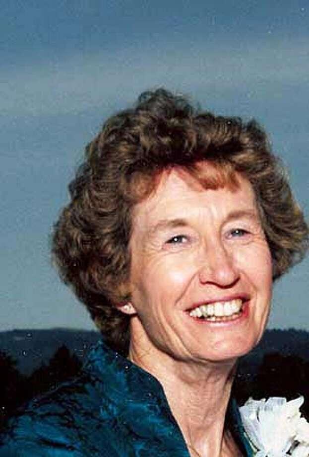 Mary Lou Putnam obituary photo. Photo: B