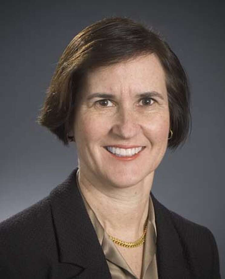 Photo of CPUC Commissioner Dian Gruenreich.