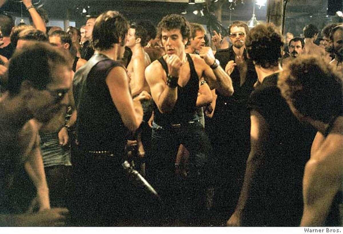 """CRUISING"" - Al Pacino as Steve (c) 1980 Warner Bros. Entertainment Inc. Ran on: 09-05-2007 Cruising, William Friedkins controversial 1980 film, stars Al Pacino (right) with Leo Bummester."