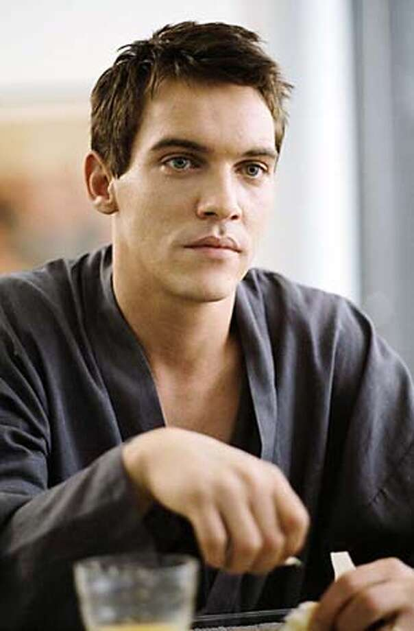 """An undated publicity photo released December 22, 2005 shows actor Jonathan Rhys Meyers in a scene from Woody Allen's new film """"Match Point"""". The Irish actor has built an eclectic career from small parts and supporting roles, but """"Match Point"""" is his first leading man role in an Oscar-hopeful movie. The film will open in the U.S. January 20, 2006. NO ARCHIVE To match feature Leisure RhysMeyers REUTERS/Clive Coote/Dreamworks/Handout Ran on: 01-22-2006  Jonathan Rhys Meyers in Woody Allen's &quo;Match Point&quo;: He got the part after a two-minute meeting. Photo: HO"""