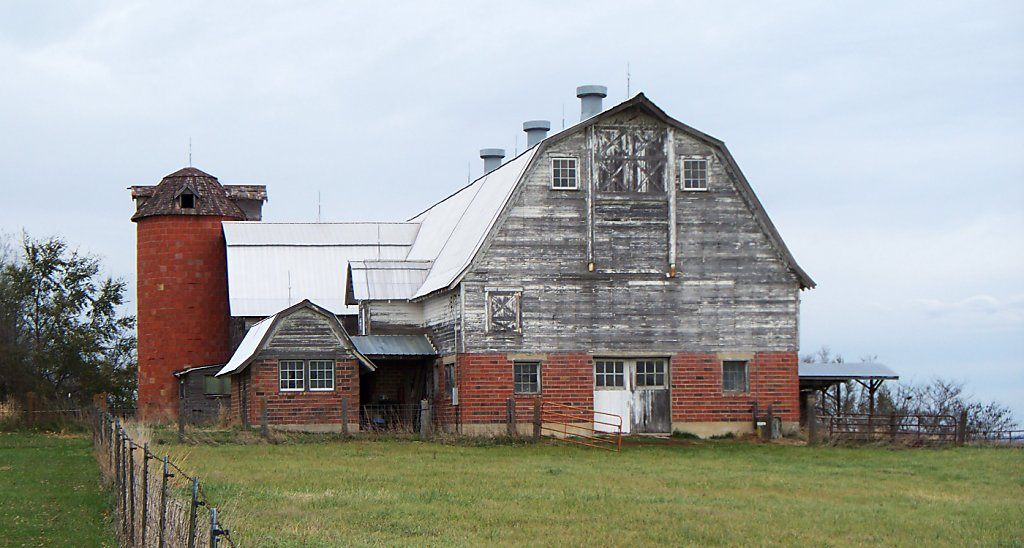 Historic Barns Are Raising A Level Of Concern