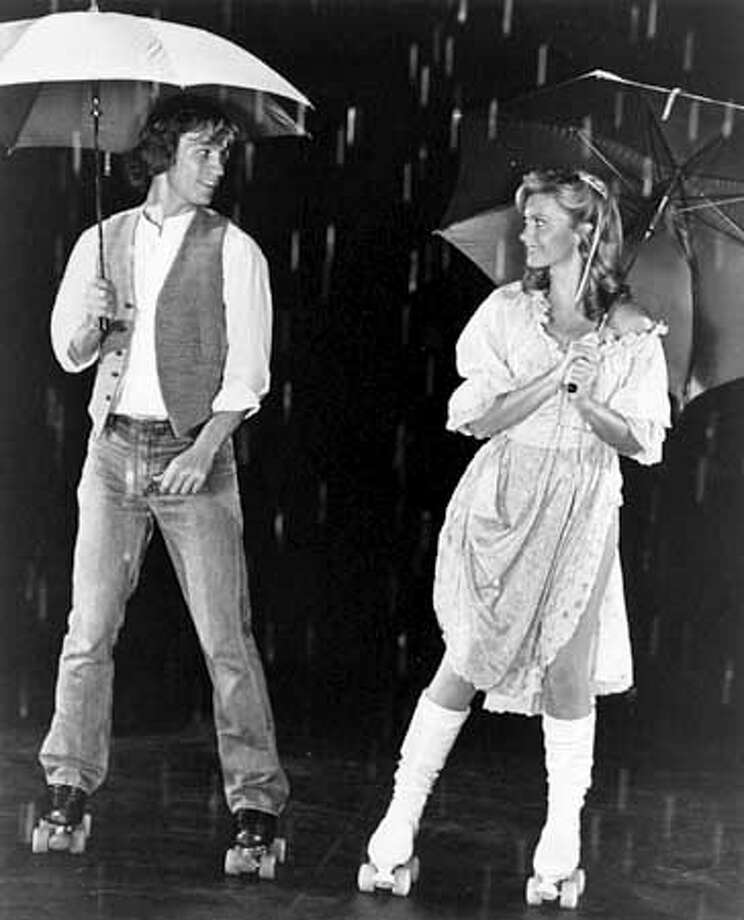 "Michael Beck and Olivia Newton-John in ""Xanadu"" (1980): still entertaining, despite campy moments and lack of coherence. Photo courtesy of Universal Pictures"
