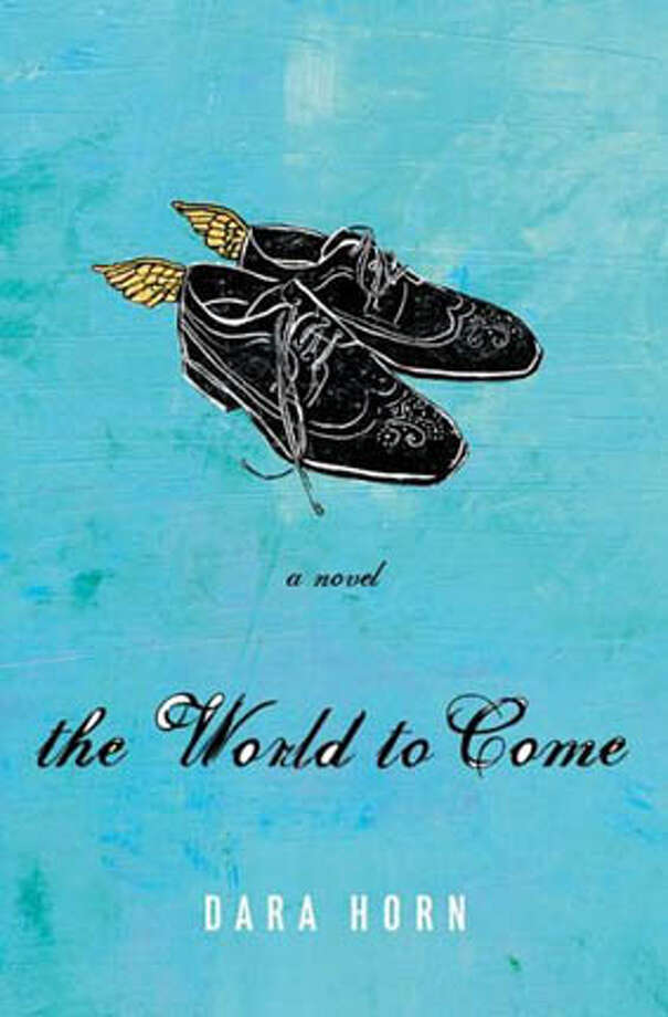Book cover art for, The World to Come by Dara Horn. Photo: NO BYLINE