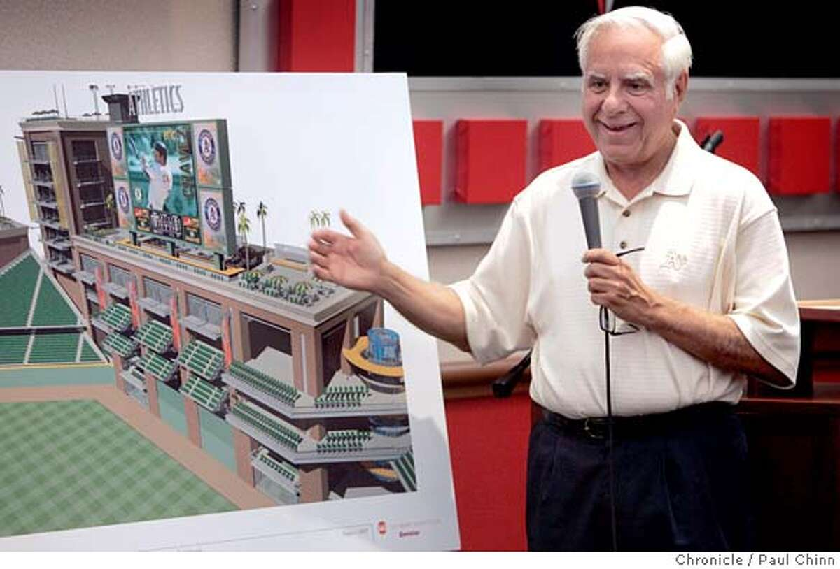 ballpark_069_pc.jpg Oakland A's owner Lewis Wolff revealed the team's ballpark plan to the Oakland - Alameda Co. Coliseum Authority board of commissioners on 8/12/05 in Oakland, Calif. PAUL CHINN/The Chronicle Ran on: 08-13-2005 Lewis Wolff, As owner, speaks to the Coliseum Authority Board about the proposed ballpark. Ran on: 08-13-2005 Ran on: 08-13-2005 Lewis Wolff, As owner, speaks to the Coliseum Authority board about the proposed ballpark. Ran on: 08-13-2005 Ran on: 08-13-2005 MANDATORY CREDIT FOR PHOTOG AND S.F. CHRONICLE/ - MAGS OUT