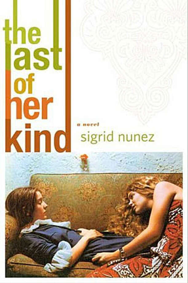 Book cover art for, The Last of Her Kind : A Novel by Sigrid Nunez. Photo: NO BYLINE