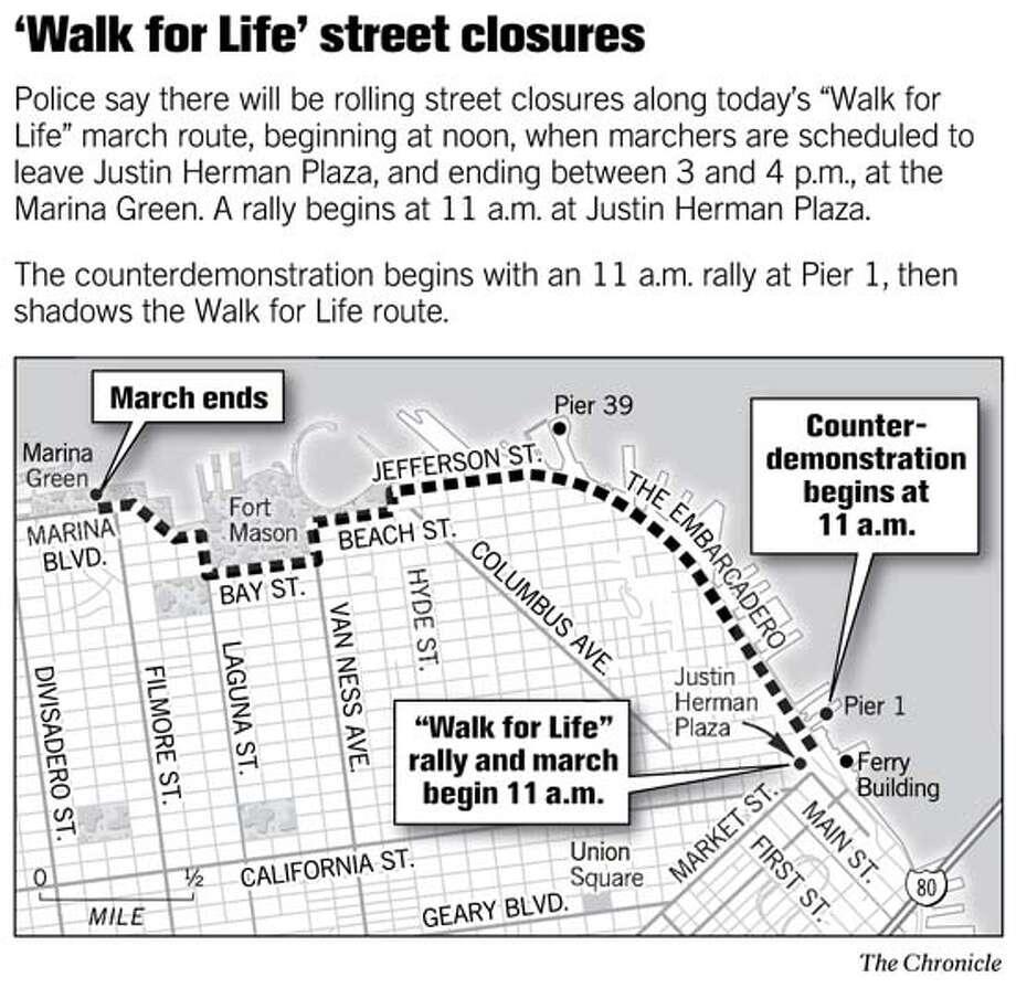 (B2) Walk for Life