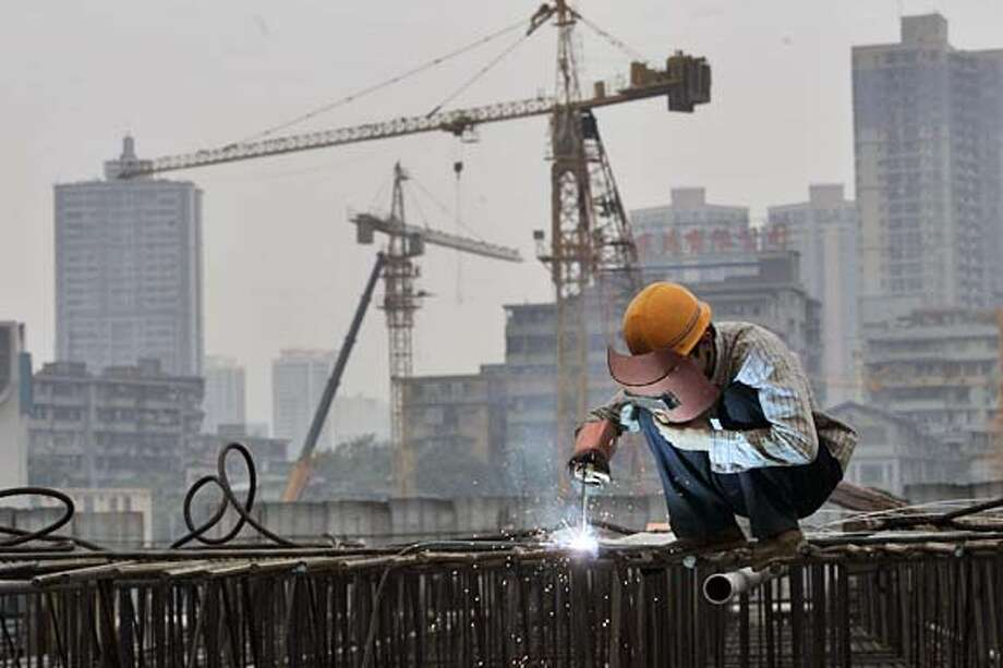 The Chinese city is now properly known as Guangzhou. Photo: David G. McIntyre