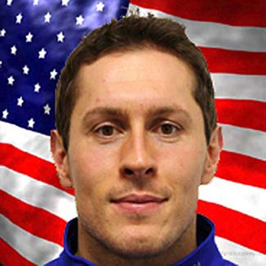 Pavle Jovanovic, U.S. bobsledder. Credit: Handout Photo: Handout