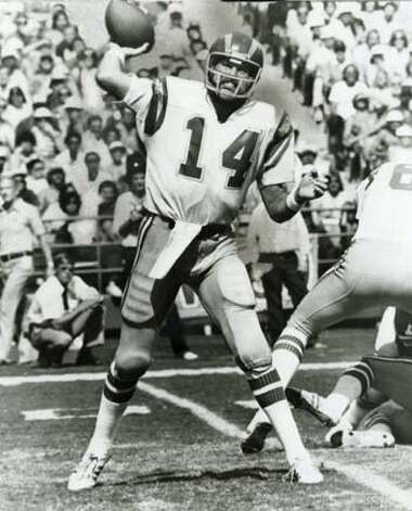 Former San Diego Chargers QB Dan Fouts grew up in Marin and was a relative unknown coming out of high school. He went on to set 19 school records at the University of Oregon and had his number retired by the Chargers.