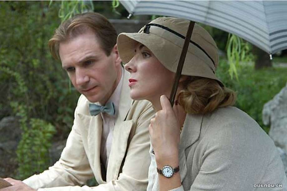 """Falph Feinnes and Natasha Richardson in """"The White Countess"""" Photo: Sony Pictures Classics"""