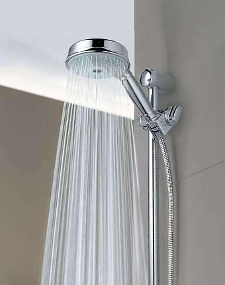 Grohe's Rainshower Rustic showerhead