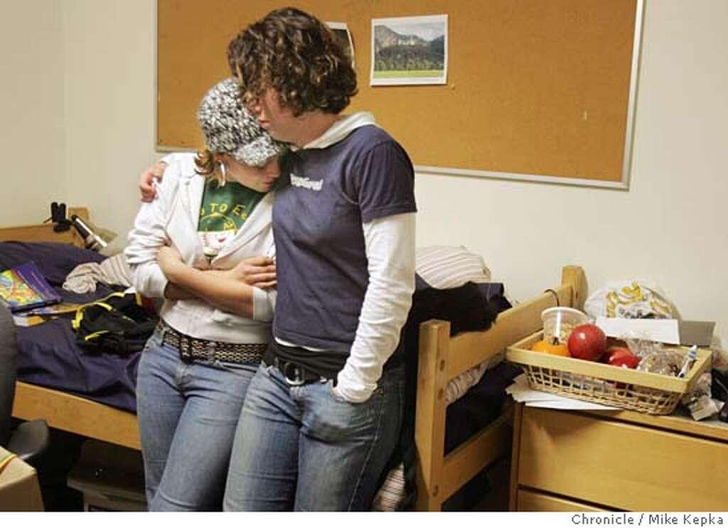 JPG UC Davis Students Molly McClary (cq) And Rachel Casselman Part 32