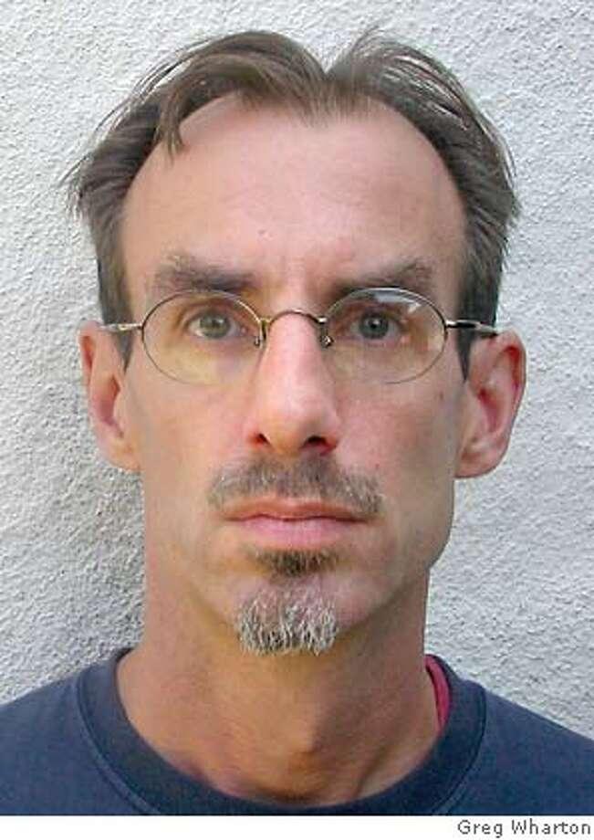 Author Stephen Beachy Photo: Greg Wharton