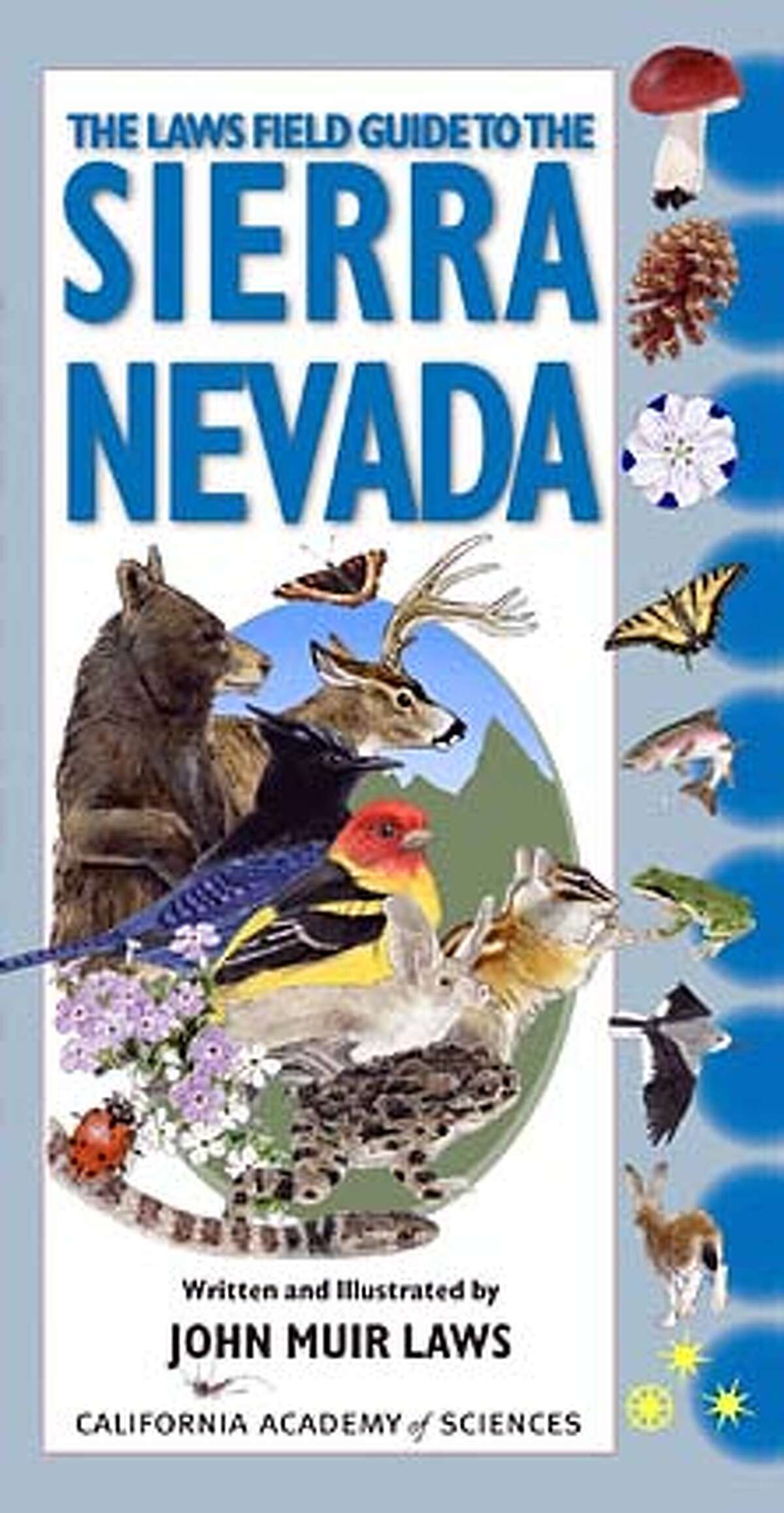Laws' Field Guide to the Sierra Nevada