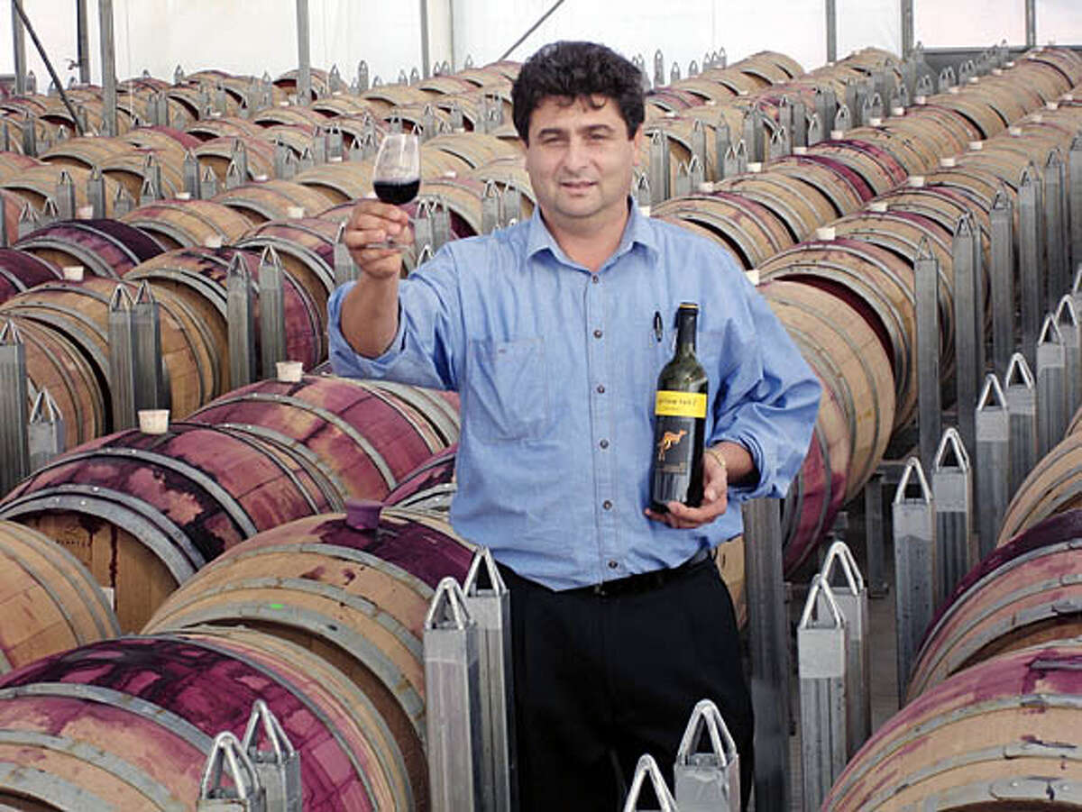 John Casella says his family will not sell Yellow Tail to a corporation while he's around. Photo courtesy Casella Wines
