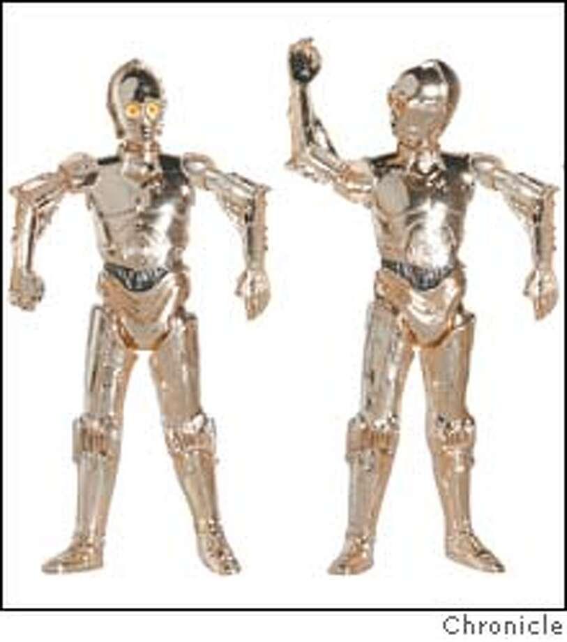 (E1) Robot Dance in Datebook Photo: E1 Robot Dance Timeless