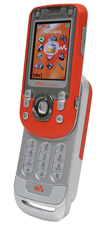 Top-notch MP3 phones. - Sony Ericsson W600i Photo: Cnet