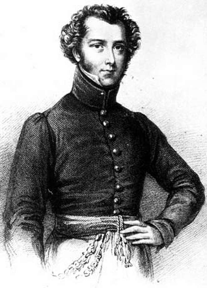 Image of Major Alexander Gordon Laing. After the engraving by S. Freeman Photo: No Byline