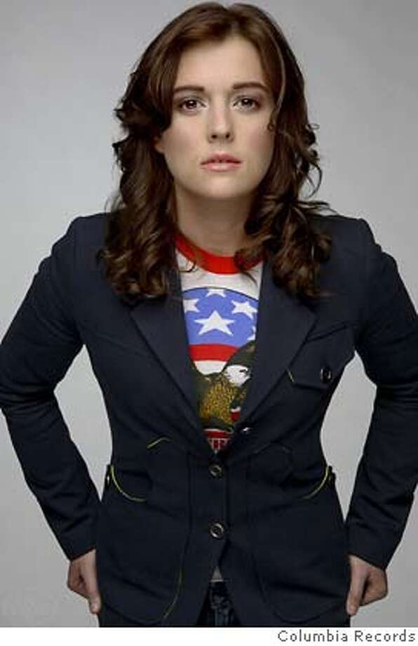 Brandi Carlile Photo: Columbia Records