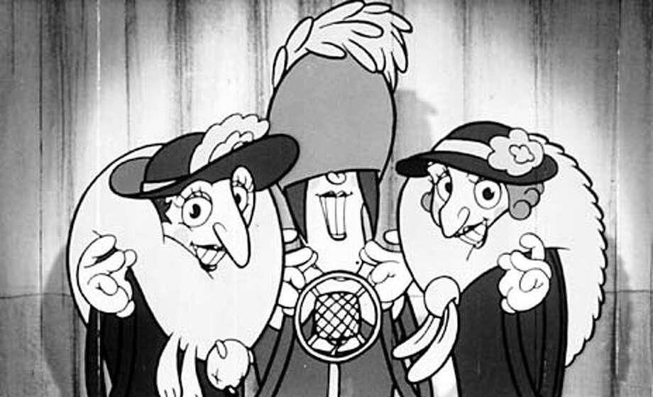 """""""The Triplets of Belleville"""""""