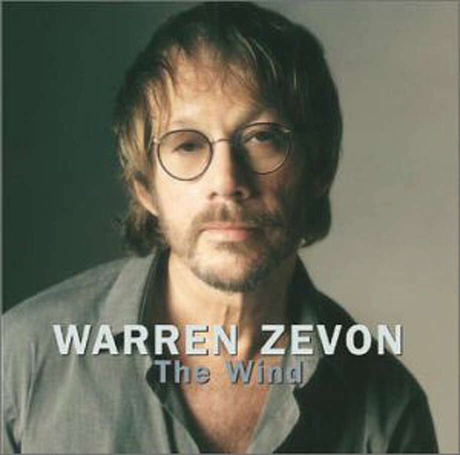 POPCDS24-zevon For POPCDS24, datebook ; CD cover art for Warren Zevon ; on 7/29/03 in . / HO CAT