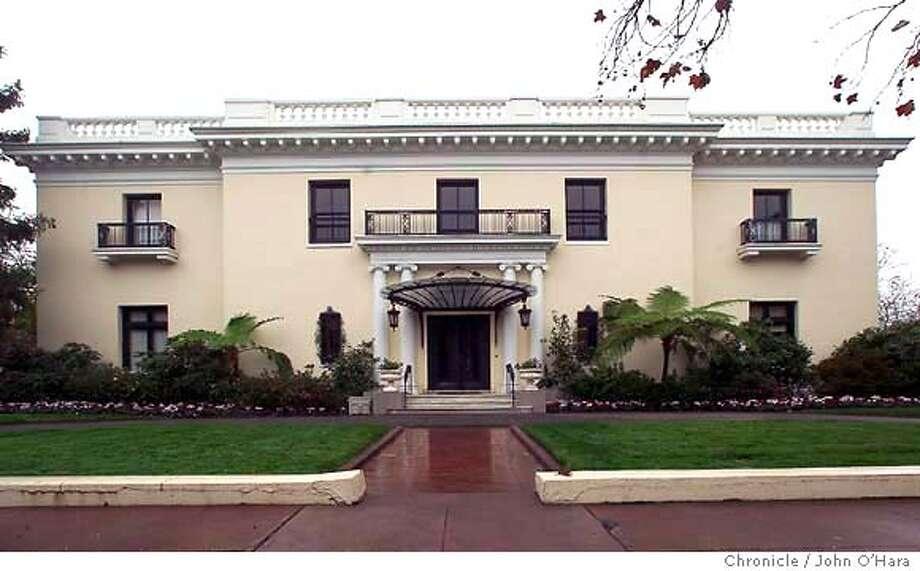 25 SEAVIEW PIEDMONT, CA  House for sale, 5.6 million dollars. Interior and exterior photos  photo/John O'hara Photo: JOHN O'HARA
