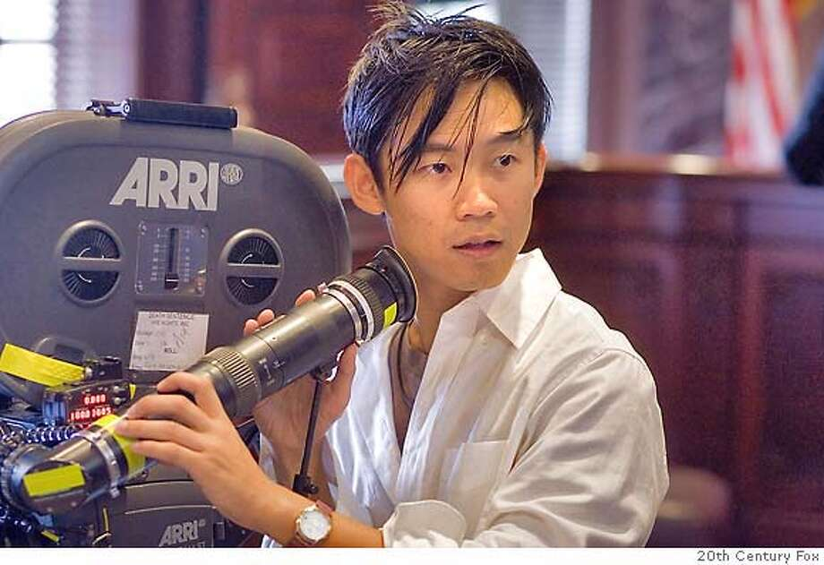 "James Wan, director of ""Death Sentence"" 207 Photo: 20th Century Fox"