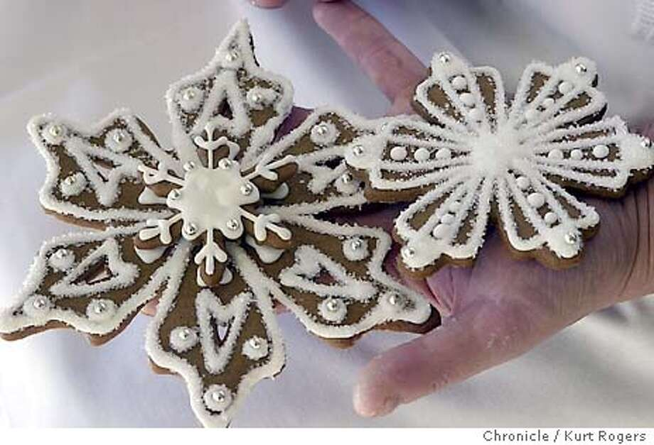 For years, silver dragees - those little silver balls that decorate holiday cakes, cookies and such have been accused of being toxic.>>>>COOKIE RECIPES: For amazing cookie ideas that don't require any silver dragees, check out the photos that follow ... Photo: KURT ROGERS