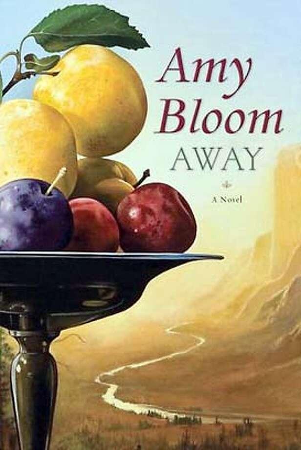 Amy Bloom. Away. Photo: Ho