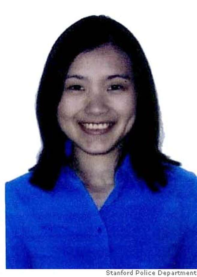 "Stanford University graduate student Mengyao ""May"" Zhou is shown in this undated photo provided by the Stanford Police Department. Zhou, an electrical engineering student has been missing since Saturday, Jan. 20, 2007, after telling her roommate at the school's graduate student housing complex that she was leaving to run errands around 10:30 a.m. (AP Photo/Stanford Police Department via The San Jose Mercury News) ** MAGS OUT NO SALES **  Ran on: 01-26-2007  Mengyao &quo;May&quo; Zhou, a Stanford graduate student, was last seen Saturday morning.  Ran on: 01-26-2007 Ran on: 01-26-2007 Ran on: 01-26-2007 NO SALES BEST QUALITY MAGS OUT Photo: Stanford Police Department"
