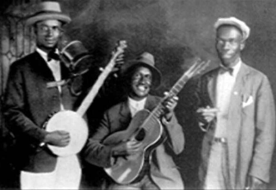 "Early jug band Cannon's Jug Stompers, from the documentary film ""Chasing Gus' Ghost"" Photo: Todd Kwait"