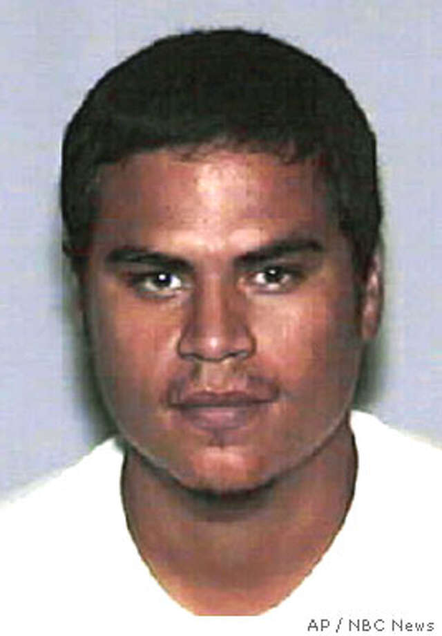 Jose Padilla, also known as Abdullah al Muhajir, who was arrested in an alleged plot to spread radioactive material across parts of America, is shown in this undated photo. Traveling from Pakistan via Zurich to Chicago's O'Hare International Airport, he was under continuous surveillance by U.S. agents on those flights, and the FBI was waiting to arrest him May 8 as his plane arrived at the gate. (AP Photo/NBC News)
