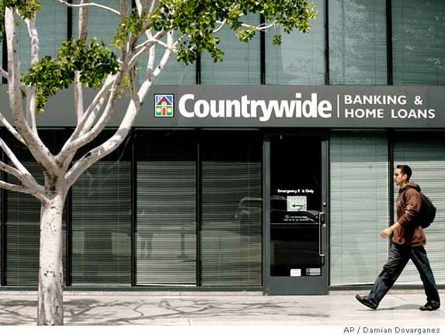 Countrywide home mortgage suck