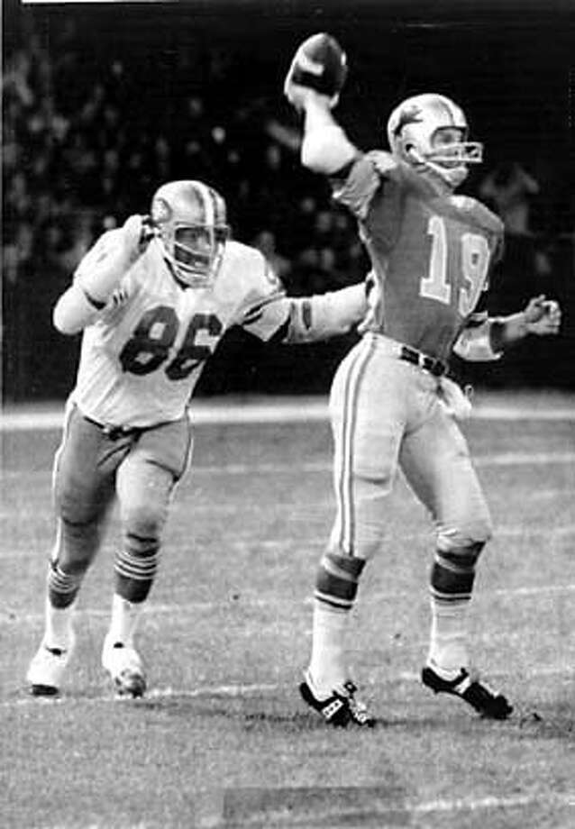 for HARDMAN; Cedrick Hardman (49ers) and Bill Munsan (Lions) originally taken: 40-16-74