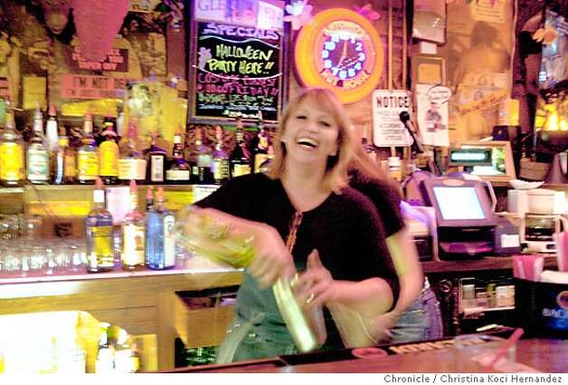 Magazine story on classic Bay Area bars, including Antonio's Nuthouse.  CHRISTINA KOCI HERNANDEZ / The Chronicle Photo: CHRISTINA KOCI HERNANDEZ
