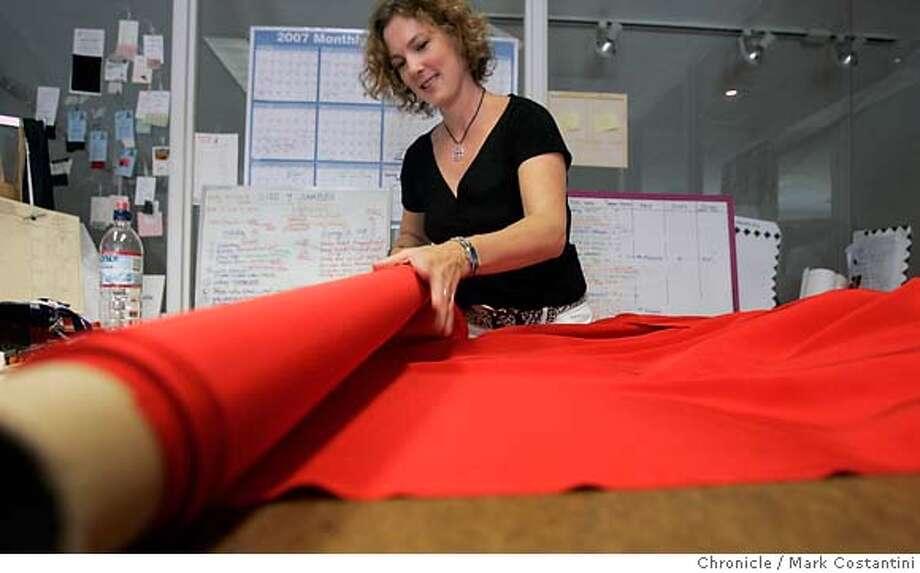 Lisa Hunter S Retro Cool Heats Up San Francisco Fashion Week Sfgate