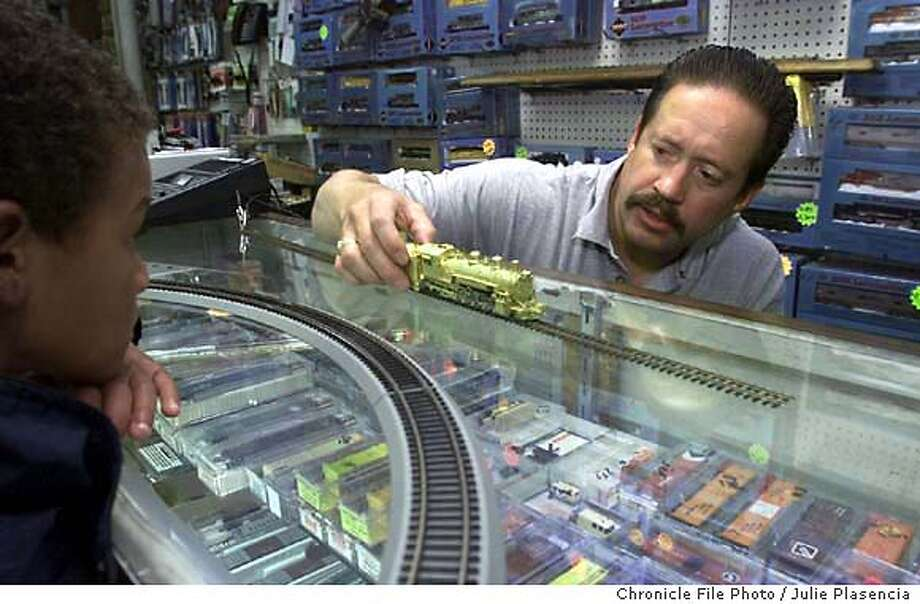 Trouble for model trains - SFGate